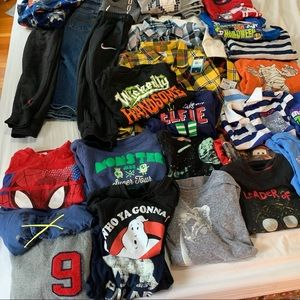 Other - Boys size 5 clothing lot